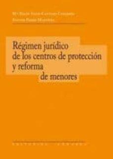 Vinisenzatrucco.it Regimen Juridico De Los Centros De Proteccion Y Reforma De Menore S Image