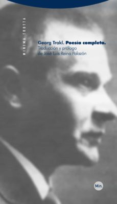 poesia completa-george trakl-9788498791808