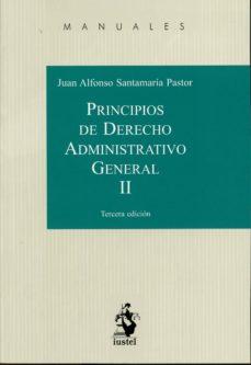 Inmaswan.es Principios De Derecho Administrativo General, Tomo Ii (3ª Ed.) Image