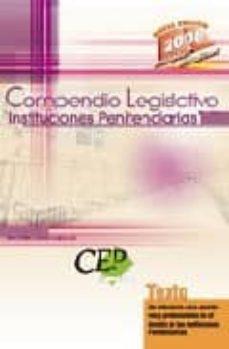 Relaismarechiaro.it Compendio Legislativo Instituciones Penitenciarias Image