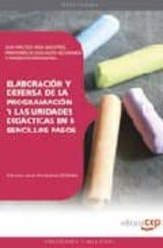 Chapultepecuno.mx Elaboracion Y Defensa De La Programacion Y Las Unidades Didactica S En 6 Pasos Sencillos Image