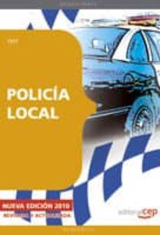 Lofficielhommes.es Policia Local. Test Image