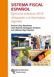 Titantitan.mx Sistema Fiscal Español Ejercicios Prácticos 2018 (5ª Ed.) Image