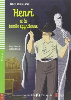 Joomla descargar ebooks gratis HENRI ET LA TOMBE ÉGYPTIENNE + CD 9788853617408 ePub