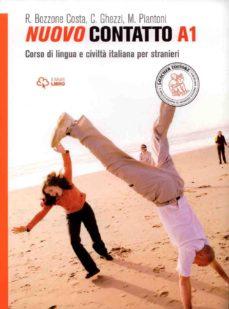 nuovo contatto a1 (libro + audio online)-9788858308608