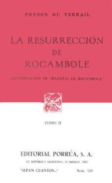 Colorroad.es La Resurreccion De Rocambole. Ii Image