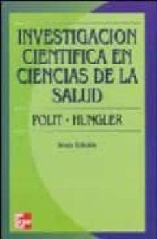 Geekmag.es Investigacion Cientifica En Ciencias De La Salud (6ª Ed.) Image