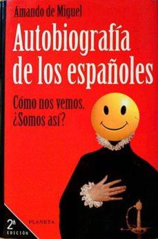 Emprende2020.es Autobiografía De Los Españoles. Cómo Nos Vemos. ¿Somos Asi? Image