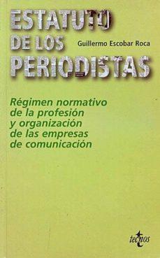 Followusmedia.es Estatuto De Los Periodistas Image