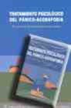 Titantitan.mx Tratamiento Psicologico Del Panico-agorafobia: Un Manual De Autoa Yuda Paso A Paso (Incluye Dvd) (7ª Ed.) Image