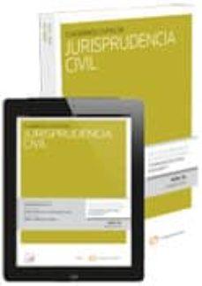 Inmaswan.es Cuadernos Civitas Jurisprudencia Civil 2014 Suscripcion Image