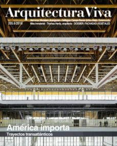 Cronouno.es Arquitectura Viva Nº 205: America Importa Image