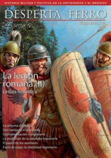 Geekmag.es Legion Romana (Ii) (Revista Desperta Ferro 8) Image