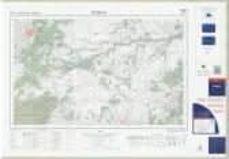 Iguanabus.es 933-1 Mapa Pliego1:25000 Image