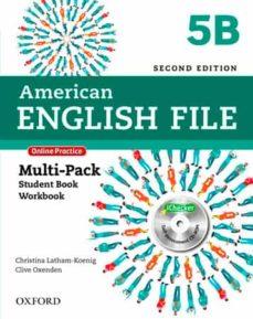 american english file 5 multipack b 2ed-9780194776318