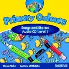 Treninodellesaline.it Primary Colours: Songs And Stories Audio Cd 1 Image