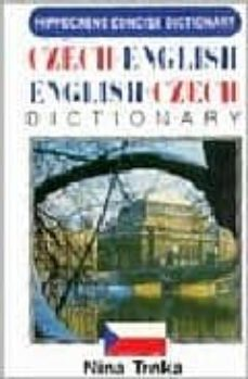 Descargar HIPPOCRENE CONCISE DICTIONARY CZECH-ENGLISH ENGLISH-CZECH gratis pdf - leer online