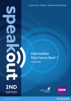 Ebook descarga gratuita pdf thai SPEAKOUT INTERMEDIATE 2ND EDITION FLEXI COURSEBOOK 1 PACK