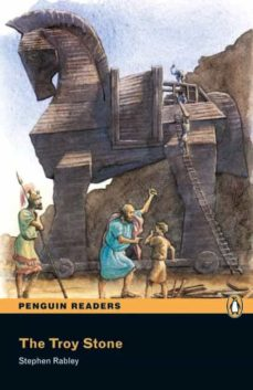 Descargar ebooks gratis italiano PENGUIN READERS EASYSTARTS:THE TROY STONE (LIBRO + CD) de  9781405880718 (Spanish Edition) MOBI