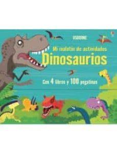 Titantitan.mx Mi Maletín De Actividades - Dinosaurios Image