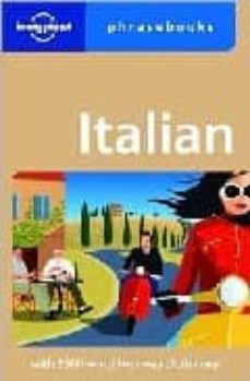 italian phrasebook (rejacket lonely planet 3th ed.)-9781740599818