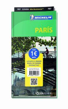 Chapultepecuno.mx Pack Guía Verde Paris Con Mapa Trafico Image