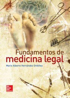 Descarga de libros mobi FUNDAMENTOS DE MEDICINA LEGAL de HERNANDEZ MARIO