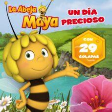 Permacultivo.es La Abeja Maya. Libro Con Solapas. Un Dia Precioso Image