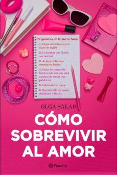 cómo sobrevivir al amor (ebook)-olga salar-9788408140818