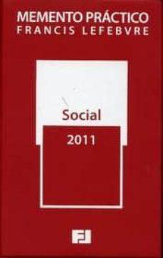 Concursopiedraspreciosas.es Memento Practico Social 2011 Image