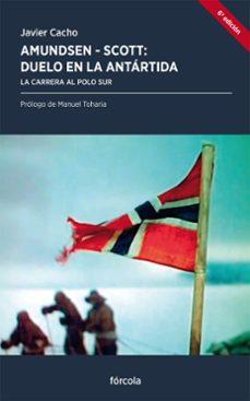Descargas gratuitas de libros de audio para iPod AMUNDSEN-SCOTT: DUELO EN LA ANTARTIDA in Spanish