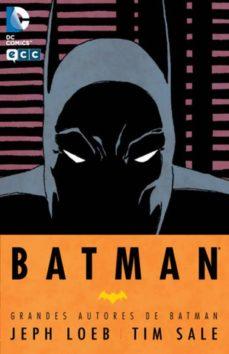 Cdaea.es Grandes Autores De Batman: Loeb, Jeph Y Tim Sale Box Set (Cofre + 4 Libros Cartone) Image