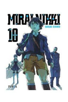 mirai nikki 10 (comic)-sakae esuno-9788415680918