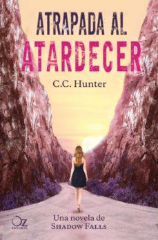 atrapada al atardecer-c.c. hunter-9788416224418