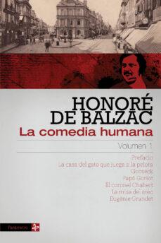 Google libros electrónicos gratis LA COMEDIA HUMANA VOLUMEN 1 9788416255818 de HONORE DE BALZAC MOBI PDB in Spanish