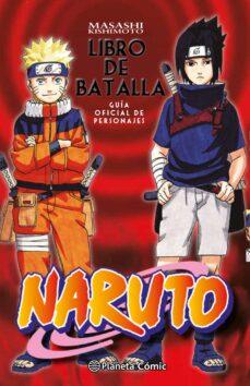 naruto guia nº02 libro de batalla-masashi kishimoto-9788416636518