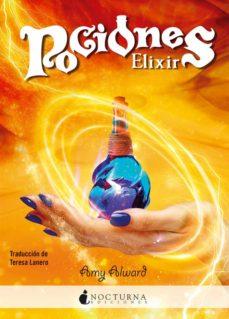 pociones 2: elixir-amy alward-9788416858118