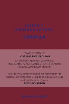Curiouscongress.es Carmilla Image