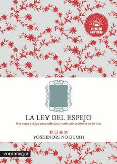 la ley del espejo (versión ampliada)-yoshinori noguchi-9788417188818