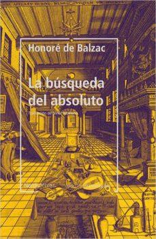 Descargar libro de texto en español LA BUSQUEDA DEL ABSOLUTO