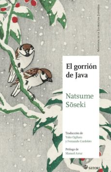 Top libros de descarga gratuita EL GORRION DE JAVA de SOSEKI NATSUME 9788417419318 iBook