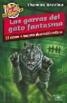 Javiercoterillo.es Las Garras Del Gato Fantasma (15 Casos + Tarjeta Descodificadora) Image