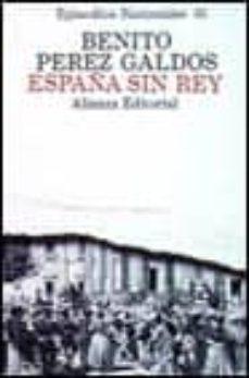 Lofficielhommes.es España Sin Rey (2ª Ed.) Image