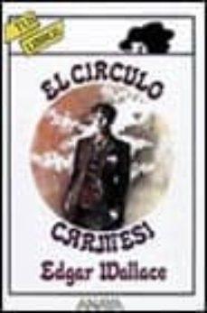 Chapultepecuno.mx El Circulo Carmesi (2ª Ed.) Image
