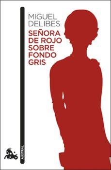 ¿Es posible descargar libros electrónicos gratis? SEÑORA DE ROJO SOBRE FONDO GRIS in Spanish 9788423355518