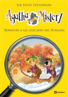 Inmaswan.es Agatha Mistery 4: Robatori A Les Cascades Del Niagara Image