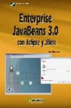 Viamistica.es Enterprise Javabeans 3.0 Con Eclipse Y Jboss (Incluye Cd-rom) Image