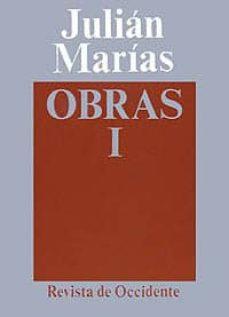 obras (t. 1)-julian marias-9788429262018