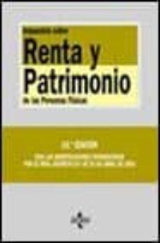 Permacultivo.es Impuestos Sobre Renta Y Patrimonio De Las Personas Fisicas (19ª E D.) Image
