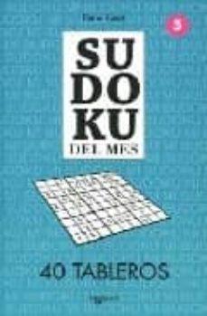 Padella.mx Sudoku Del Mes 5 Image